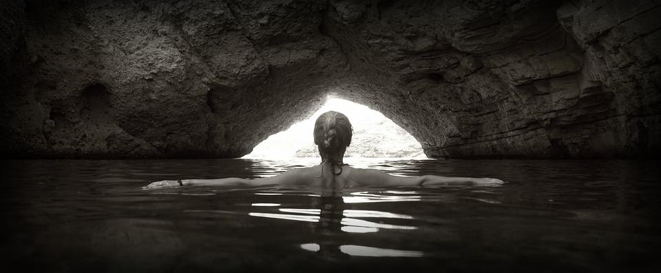 grot-vrouw